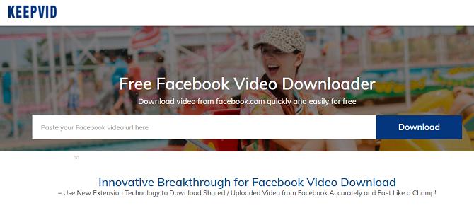 كيفية تحميل الفيديوهات من فيسبوك